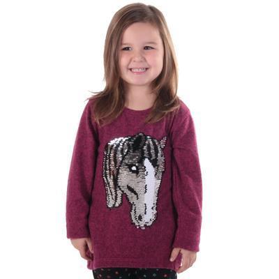Dívčí svetr s měnícím obrázkem Pedro - 3