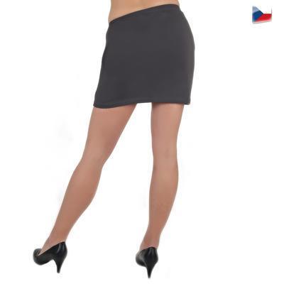 Šedá sukňa Ashly - 4