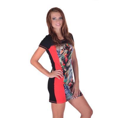 Pestré letné šaty Enya - 4