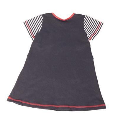 Dievčenské šaty krátky rukáv Lucie - 4