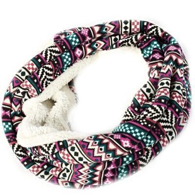 Zimní šátek Barbara - 4