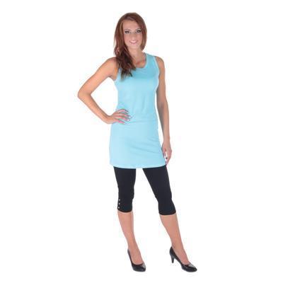 Letné šaty Pandora svetlo modré - 4