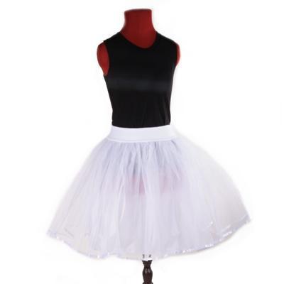 Bílá tutu sukně Adriana - 4