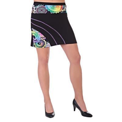 Dámska letná sukňa s potlačou Alex - 4
