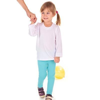 Detské legíny Cruso svetlo modré od 98-116 - 4