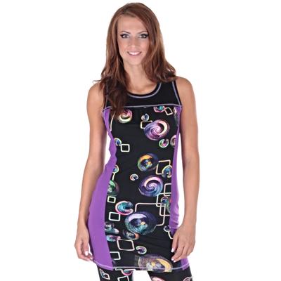 Luxusní letní šaty Lila - 5