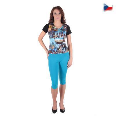 Dievčenské tričko Baily s moderným potlačou - 5