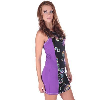 Luxusní letní šaty Lila - 6