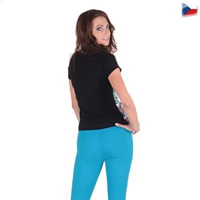 Dievčenské tričko Baily s moderným potlačou - 6
