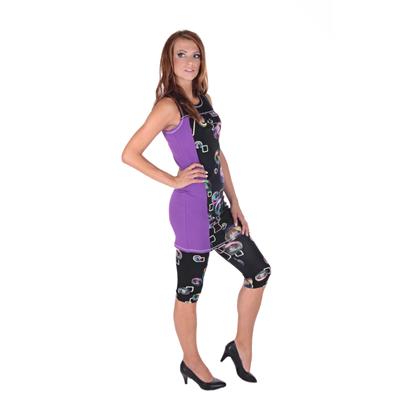 Luxusní letní šaty Lila - 7
