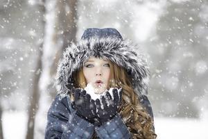 Starostlivosť o vlasy a pleť v zime
