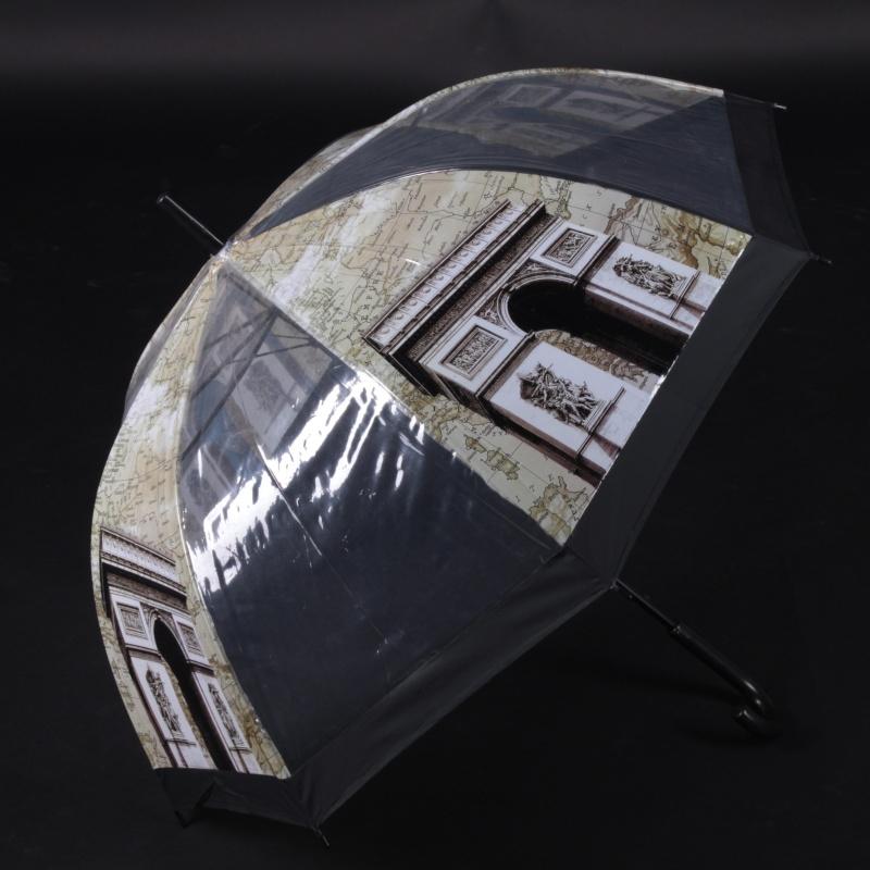 Štýlový holový dámsky dáždnik