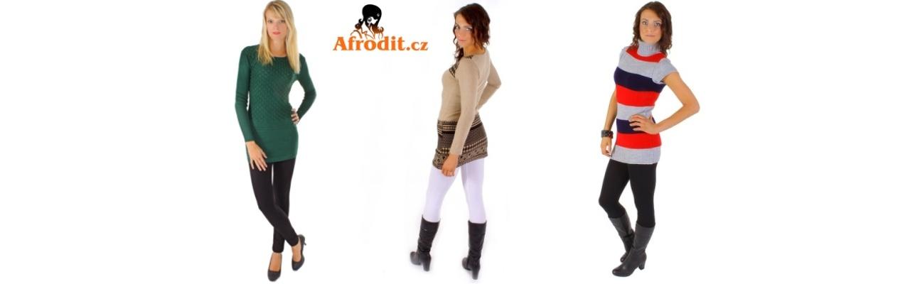 damske pletene svetre s rolákom