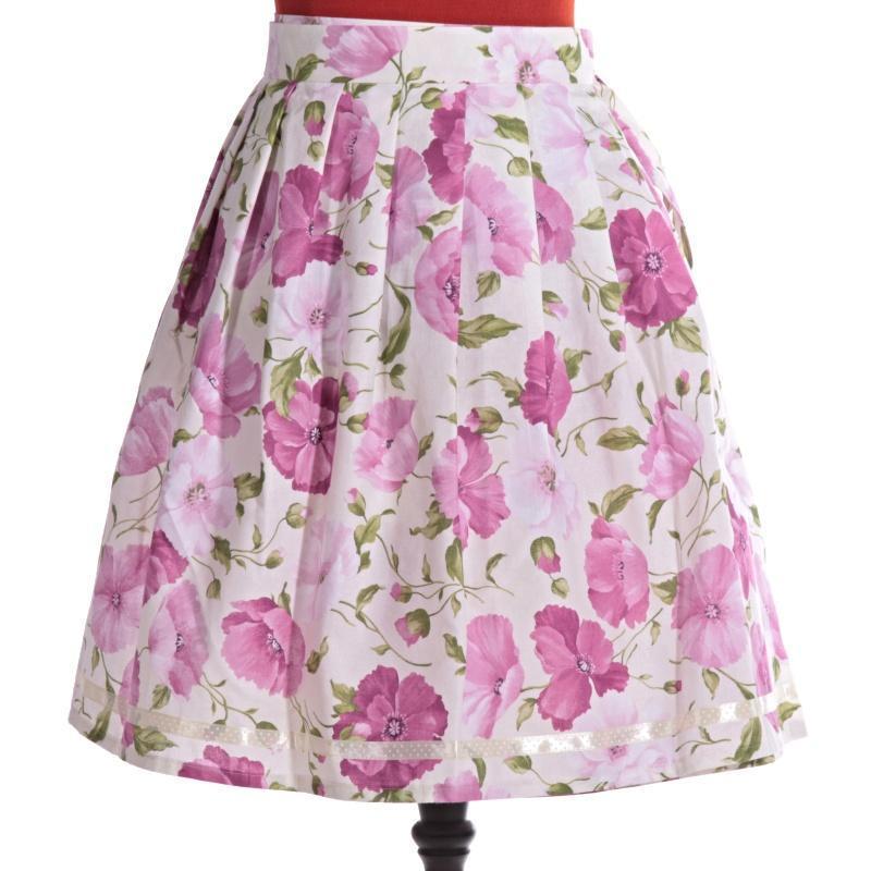 6334024dc Retro oblečenie dovedené k dokonalosti: zavinovacie sukne - Afrodit.sk