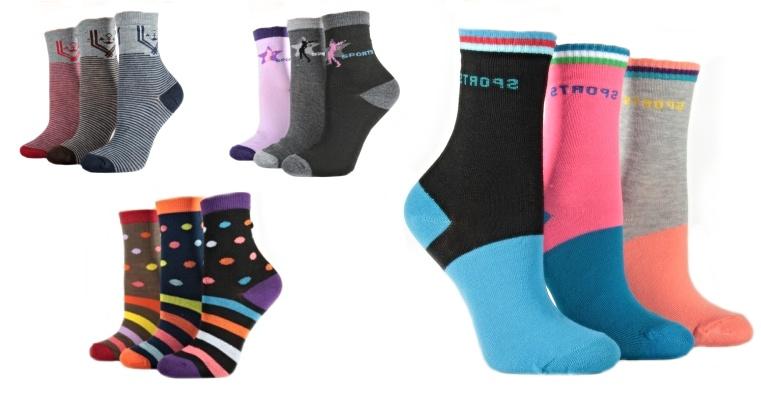 Dámske a pánske ponožky